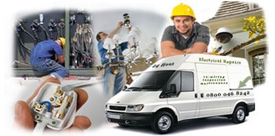 Keighley electricians